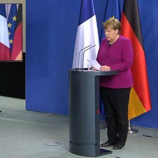 Fondo ripresa di 500 miliardi proposto da Francia e Germania