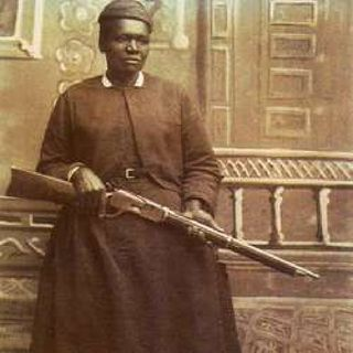 Black History Spotlight Presents: ShotGun Mary Fields.