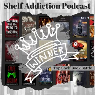 July Top Shelf Book Battle WINNER: Who's the Best Literary Vampire?
