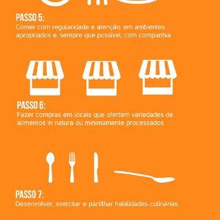 Dez Dicas De Escolhas Alimentares