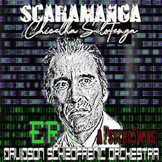 Scaramanga - Chicelà Selotenga - a PsychoJazz -