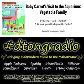 Mid-Week Indie Music Playlist - Powered by 'Baby Carrot's Visit To The Aquarium' on Amazon Kindle