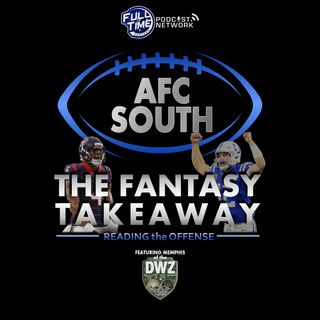 Reading the Offense: AFC South w/ Memphis of The Dynasty War Zone