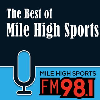 The Hockey Show: Terry Frei joins the program to discuss his profile on Joe Sakic in the 200th edition of Mile High Sports magazine