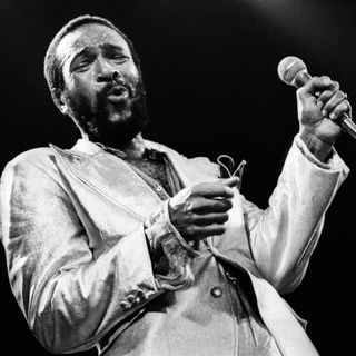 THE BEST OF MARVIN GAYE PT1