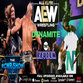 AEW vs NXT 11/6/2019 recap: The O.C Invade NXT, Cody's Big Announcement Revealed! The RCWR Show