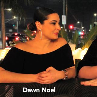 Horror Talk with Kristin West:  Dawn Noel