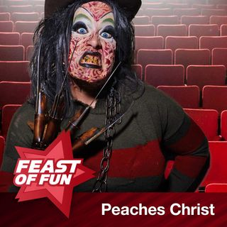 FOF #1888 – Peaches Christ & Brian Sweeney: Outrageous Moments in Horror Films