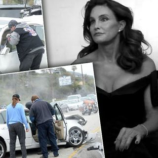 Caitlyn Jenner is lucky she is a celebrity.