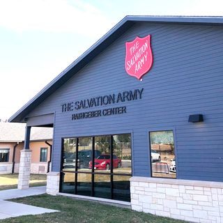 Jason Whaley with Salvation Army 2021-03-22