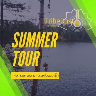 Tribecast summer tour, Seinäjoki episode