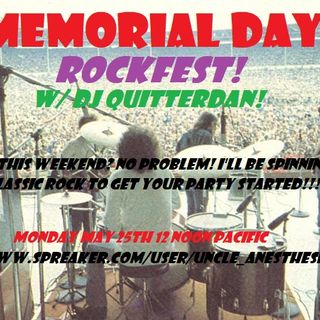 Memorial Day ROCKFEST!