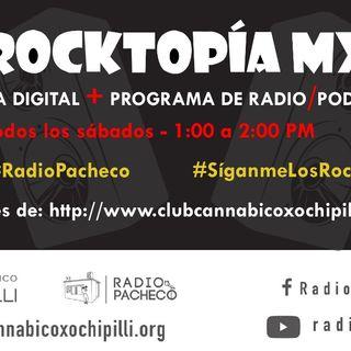 #RocktopíaMxMeetsRadioPacheco Entrevista con: #Rap_y_Yerbas | Al Aire 🎧🎙🎚