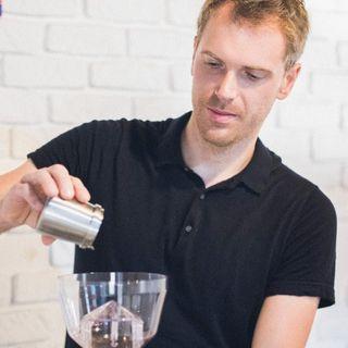Zapowiedź odcinka: Zaparz mnie - start up kawowy. Michał Sitarek