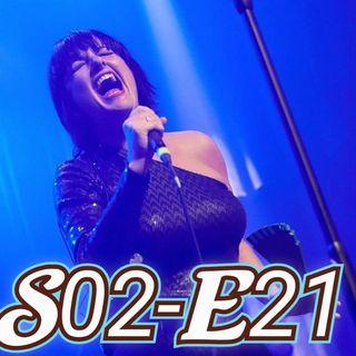 S02-E21 Special  guest Sian Evans (Kosheen)