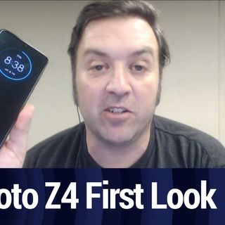 Moto Z4 First Look | TWiT Bits