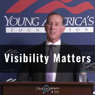 """Episode 313 """"Visibility Matters"""""""