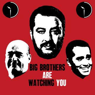 Le 3 facce del Pensiero Unico: Salvini, Di Maio e Zingaretti