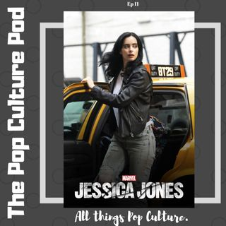 Jessica Jones S3 | The Pop Culture Pod