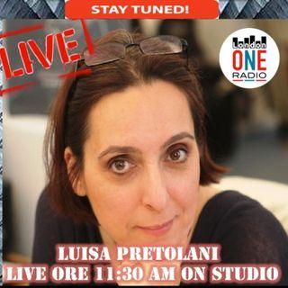 Luisa Pretolani - regista del cortometraggio THE LIFT - ci spiega il suo viaggio dall'Italia agli USA ....