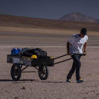 Walking South America, un viaggio a piedi di tremila chilometri da percorrere in sei mesi