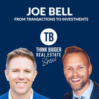 From Transactions to Investments | Joe Bell