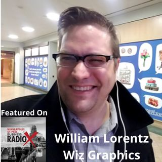 William Lorentz, Wiz Graphics
