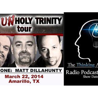 The Unholy Trinity Tour Part One: Matt Dillahunty