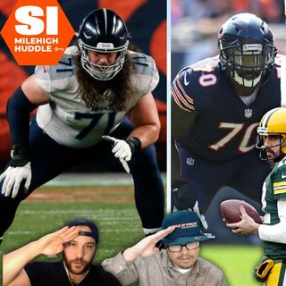 HU #681: More Aaron Rodgers Rumors | Broncos Visiting With OTs | w/ Albert Noppers