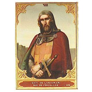 45 - I Lusignano, Signori di Cipro