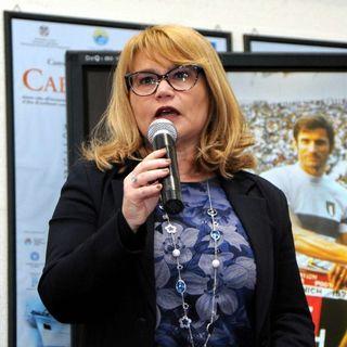 Intervista a Maria Rosa Valente, danni Signora del Vento