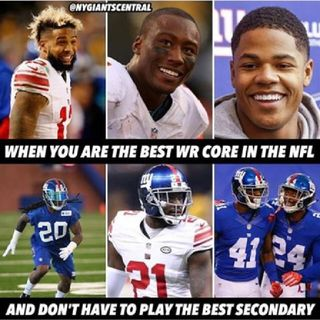NYG Talk Ep.318_Score Prediction #CowboysHateWeek #Odell_Giants Will Win 33-20 Period!!