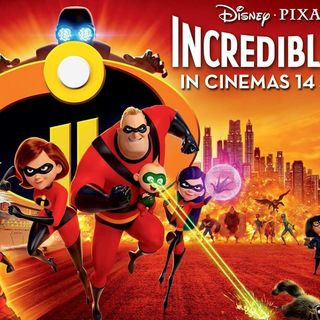 Damn You Hollywood: Incredibles 2