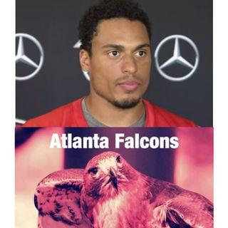 Atlanta Falcons' Isaiah Oliver 8:13:21 2.42 PM