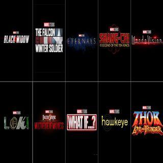 Ep 32: Marvel -Fase 4 y después-