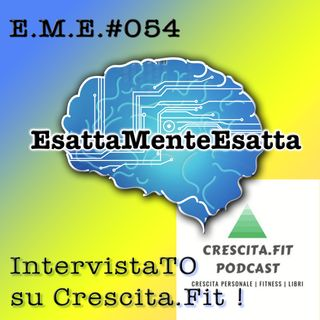 Podcast: IntervistaTO da Crescita_fit #054
