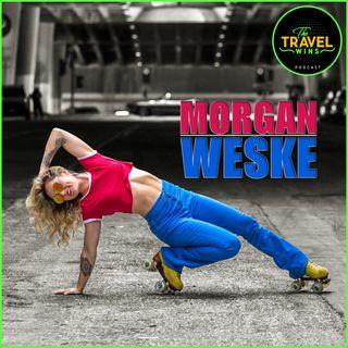 Morgan Weske | roller skating as a career