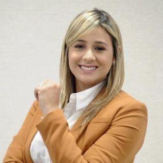 Liz Mieses, una joven madre y esposa, que busca mejorar la política