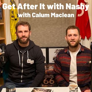Episode 69 - Adventure - with Calum Maclean outdoor swimmer, presenter and adventurer.
