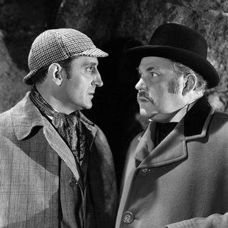 Sherlock Holmes And A Yellow Fog