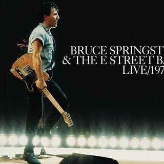 """BRUCE SPRINGSTEEN: 35 anni fa - il 21 giugno 1985 - il suo 1° concerto in Italia, allo Stadio San Siro. Parliamo poi di """"Because the Night""""."""