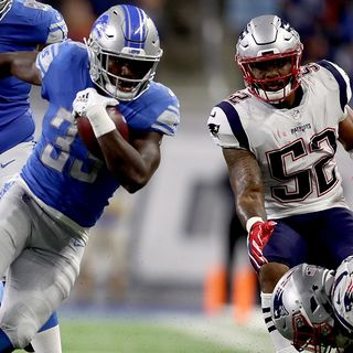 Patriots Having SignificantProblems With Third-Down Defense