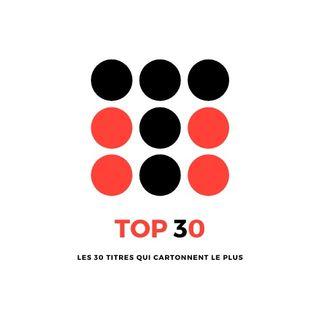 top 30 semaine 15 du 15 au 1er