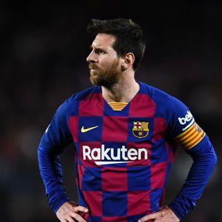 Messi y el Kun Agüero se juntan?
