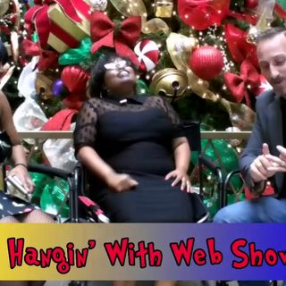 And I Thought it Was Christmas Authors Wilnona and Jade interview on the Hangin With Web Show