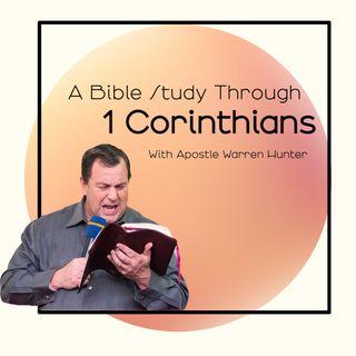Episode 3 - 1 Corinthians 1: 8-9