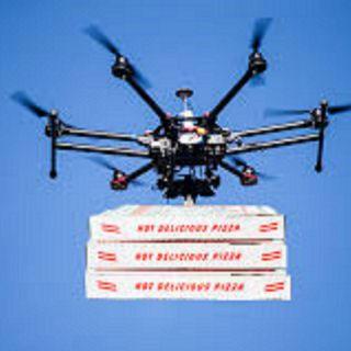 Futuristic Pizza