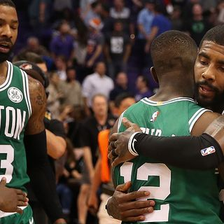 Celtics Still Winning Despite Depleted Personnel