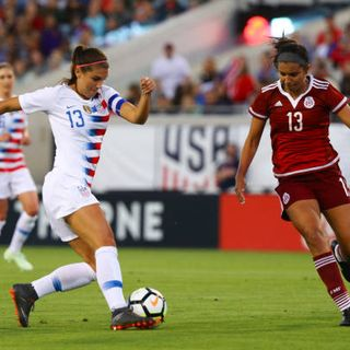 Soccer 2 the MAX:  USWNT Big Win Over Mexico, Zlatan Lights Up MLS, Bio-Banding?