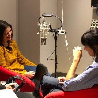 1x05 La preparación del narrador: Nerea Alfonso y Laura Monedero